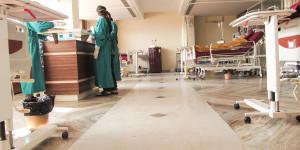 Medicaid Hospital I.C.U
